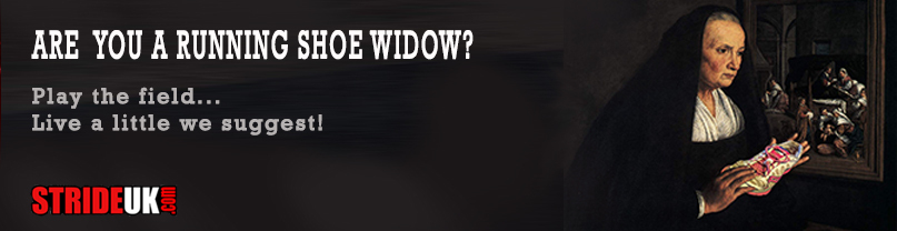 Are you a shoe widow?