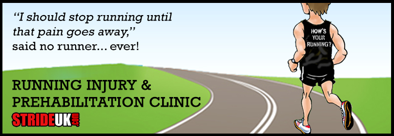 Running injury clinic