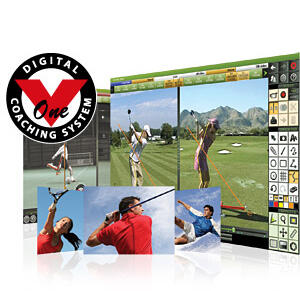 V1 Golf swing software