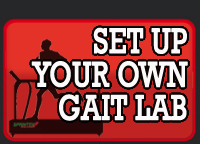Set up your own gait lab